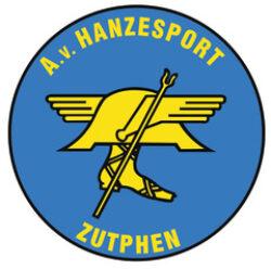 Logo Atletiekvereniging Hanzesport Zutphen